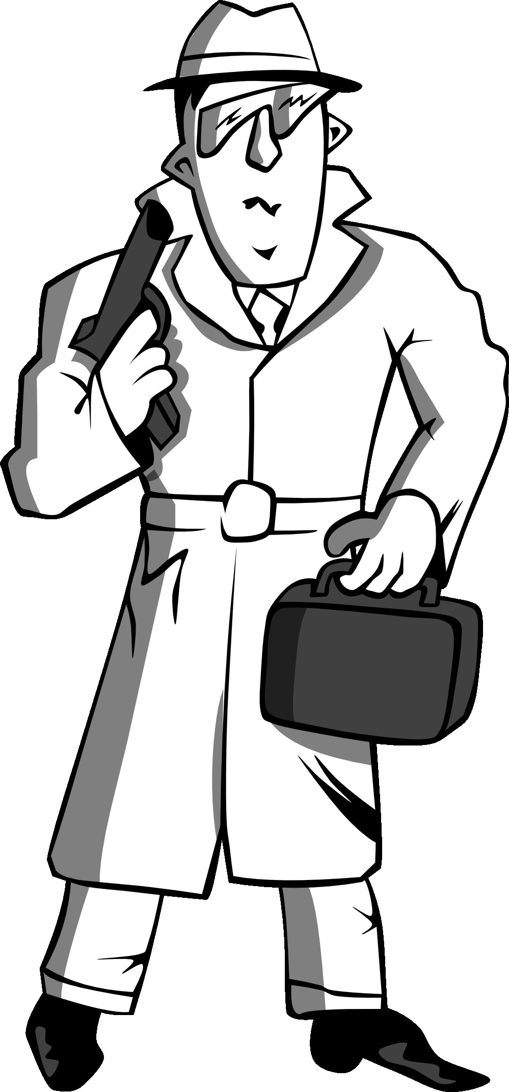 This is a photo of Selective Spy Coloring Pages