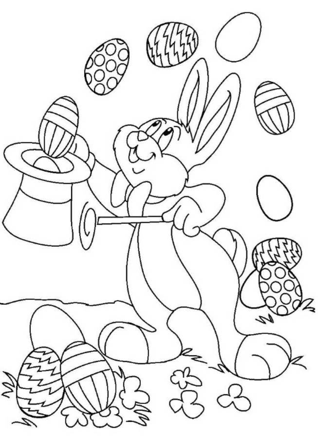easter and spring coloring pages download and print for free - Spring Pictures To Download