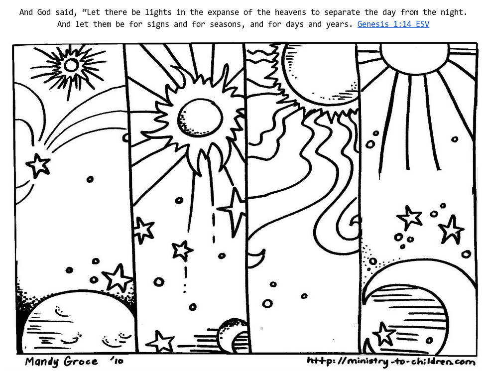 day and night coloring pages download and print for free - Free Coloring Page