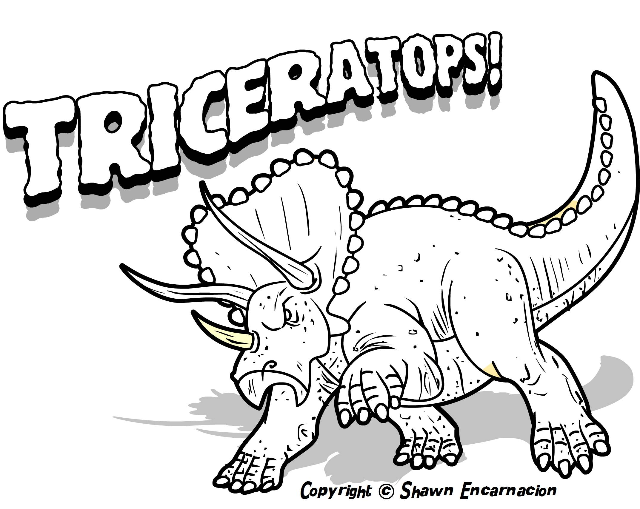 dancing dinosaur coloring pages | Dinosaur coloring pages to download and print for free