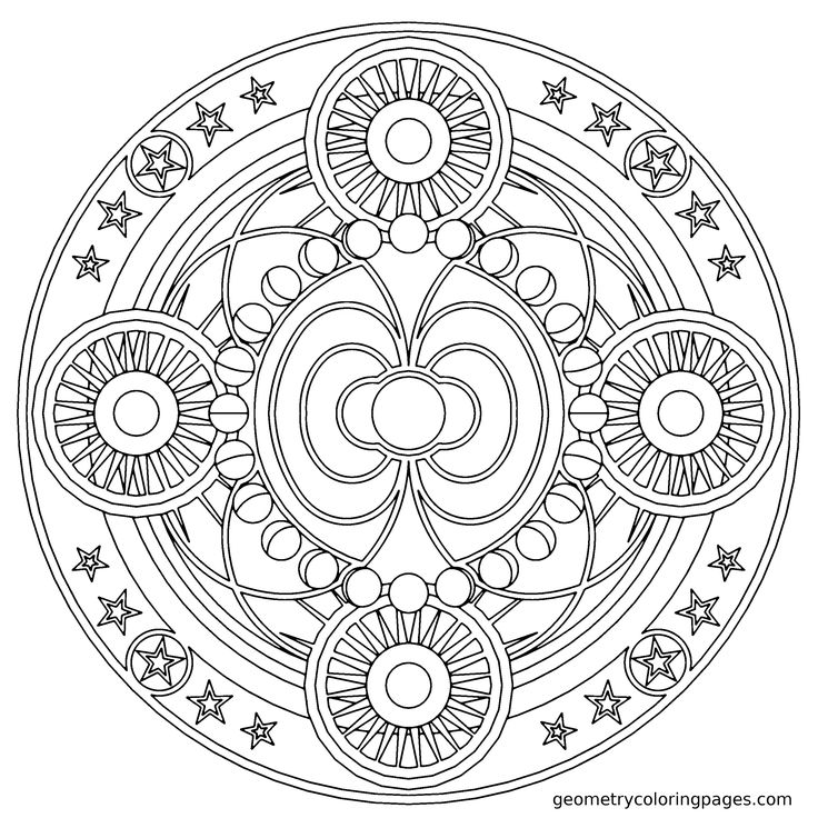 Chakra mandalas coloring pages download and print for free