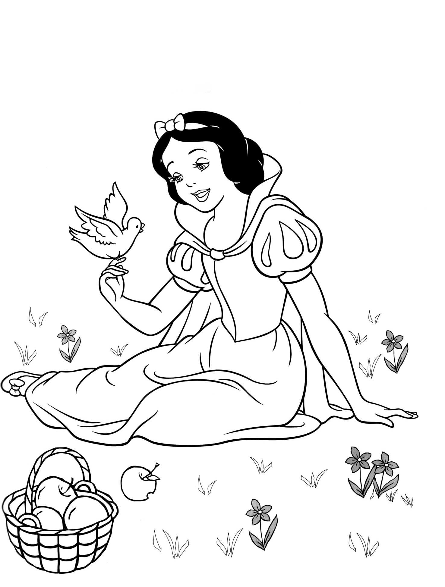 snpw white coloring pages - photo#30