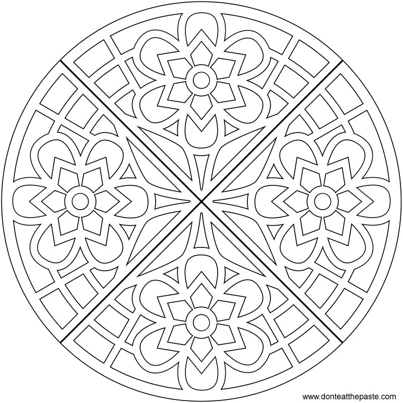 It's just an image of Gargantuan Illusion Coloring Pages