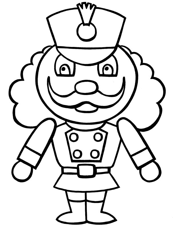 Nutcracker Coloring Pages To Download And Print For Free