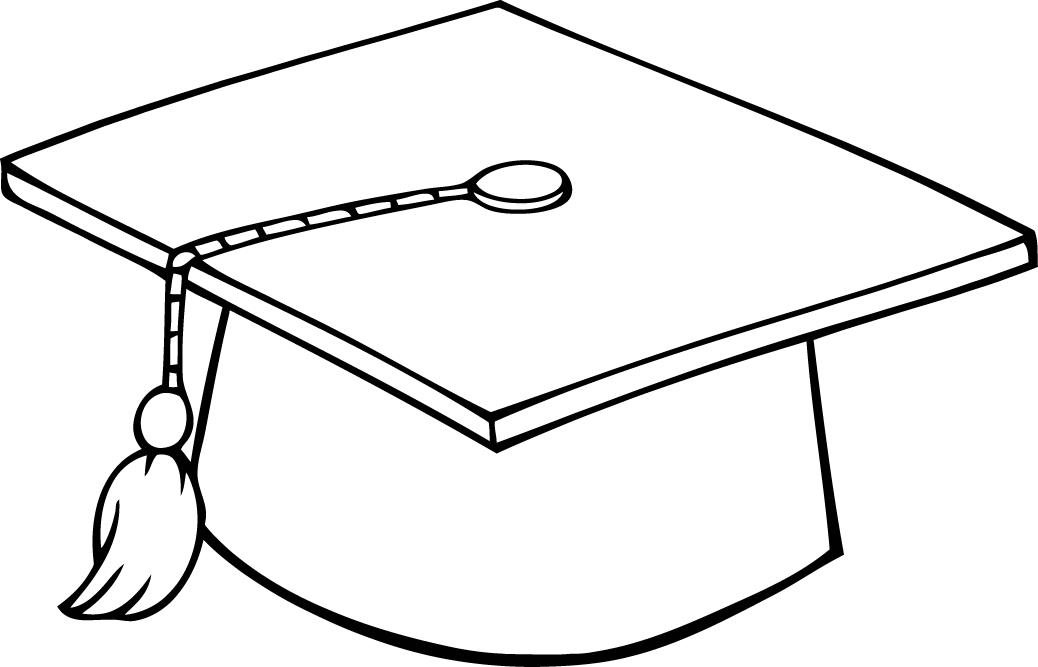 Graduation coloring pages to download and print for free