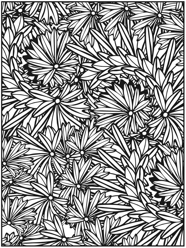 Creative coloring pages to download