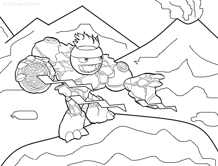 how to print coloring pages huge a and glue gun
