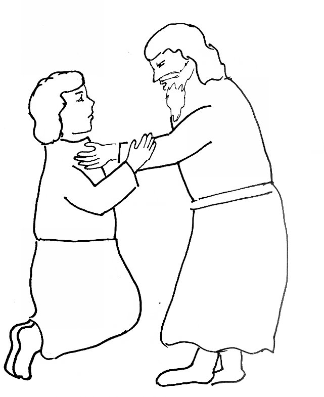 Fiveness coloring pages download