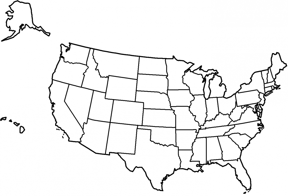 Usa coloring pages to download