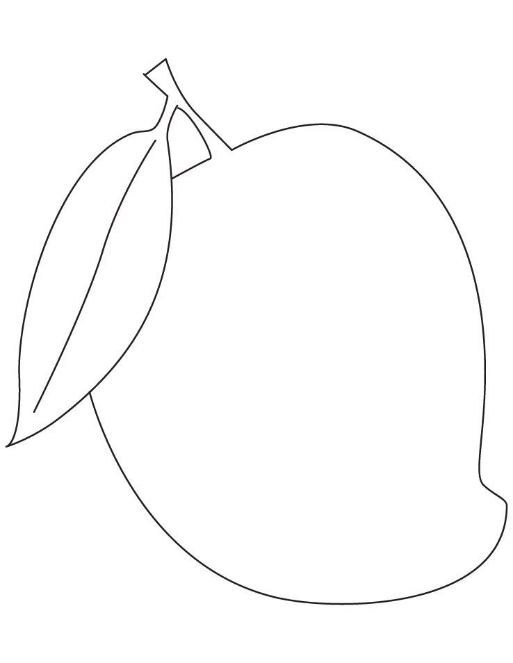 Plum coloring pages download and print for free