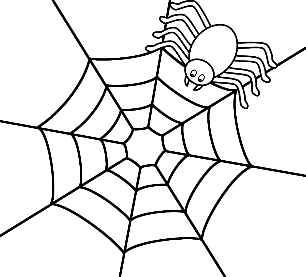 spider coloring pages 14 printables to color for