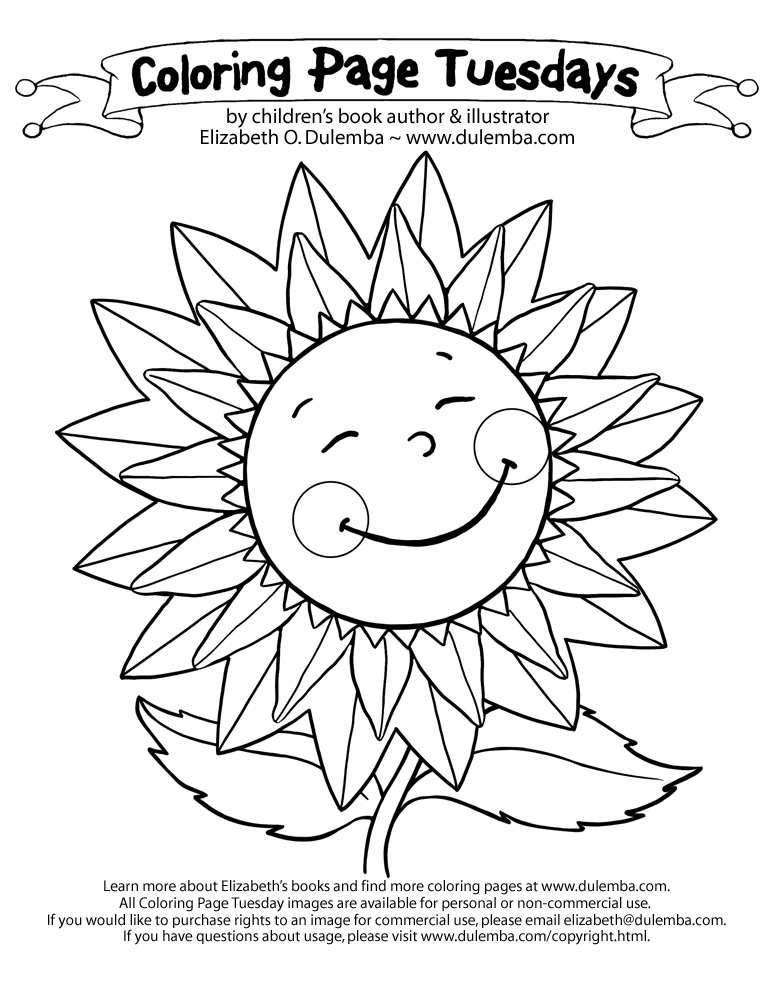 free june coloring pages - photo#8