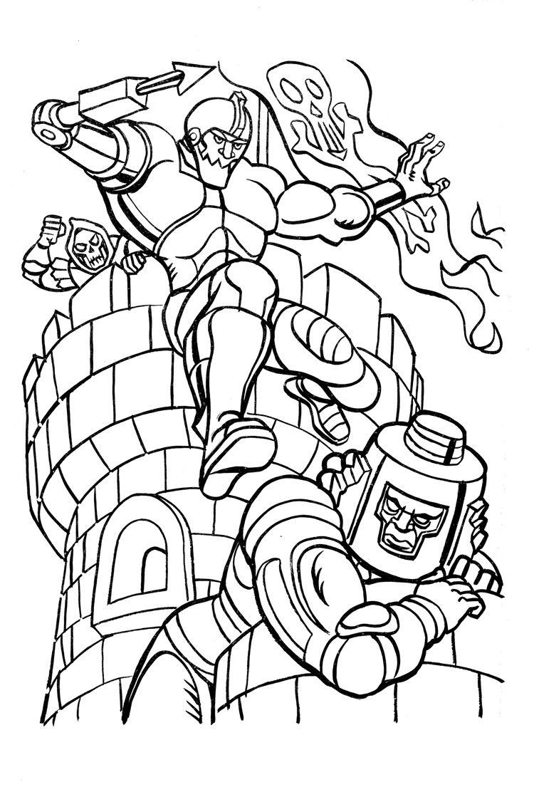 He man coloring pages to download