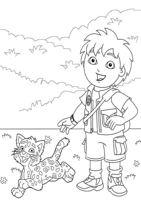 deigo coloring pages - photo#29