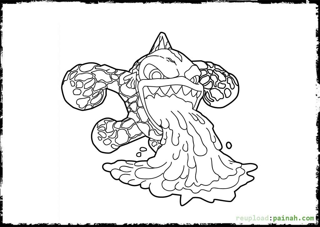 Best Skylanders Coloring Pages Jet Vac Photos - New Coloring Pages ...