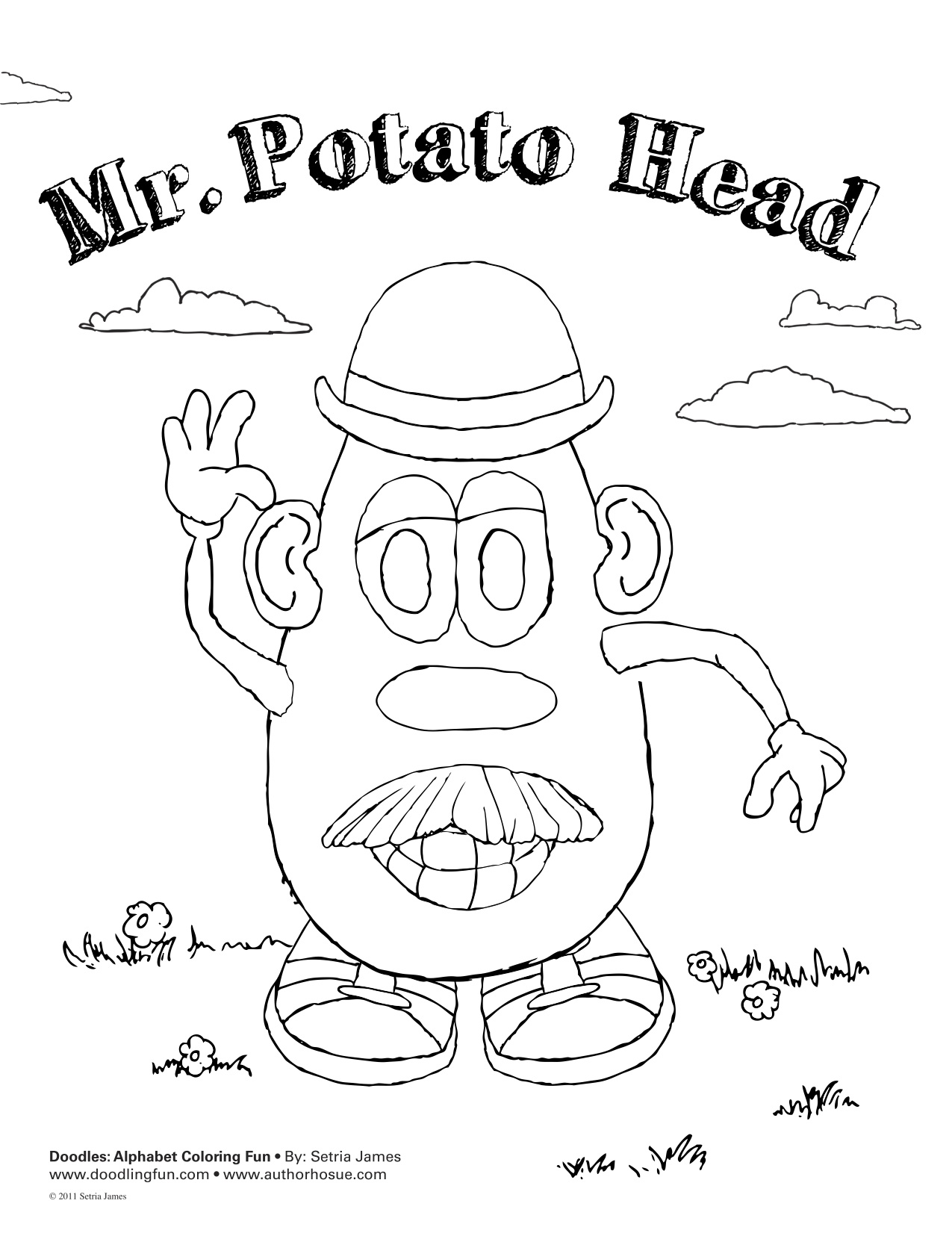 potato coloring pages mr potato eyes coloring pages google search