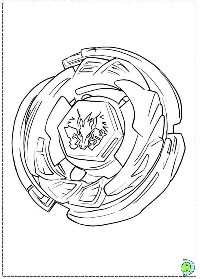 Pegasus beyblade coloring pages download and print for free - Dessin toupie ...