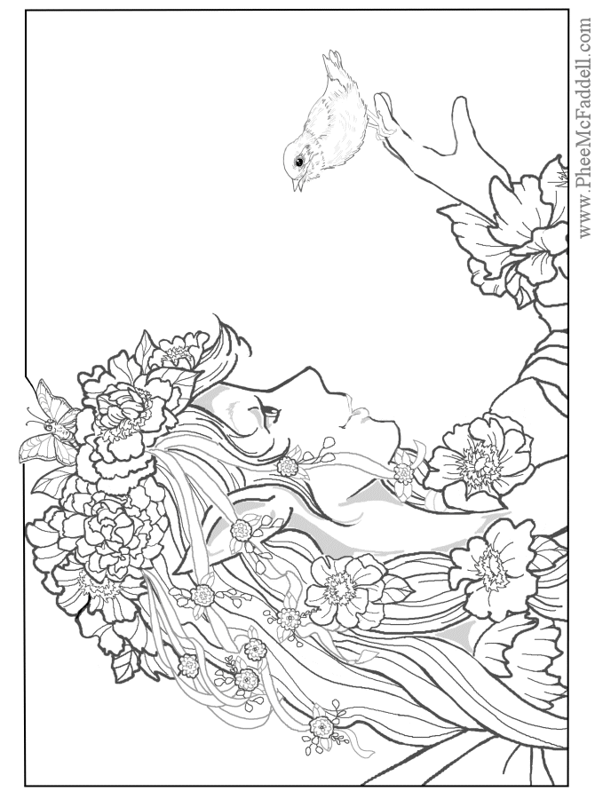 Nene Thomas Coloring Pages