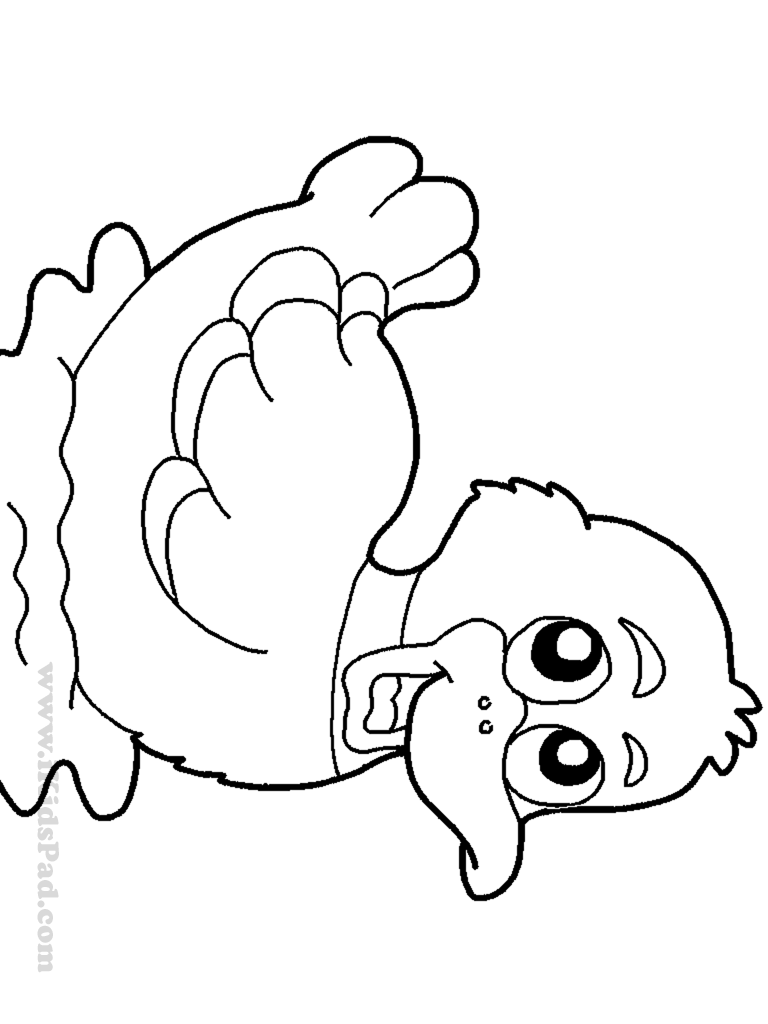 Five little ducks coloring pages download and print for free for Ducks coloring pages