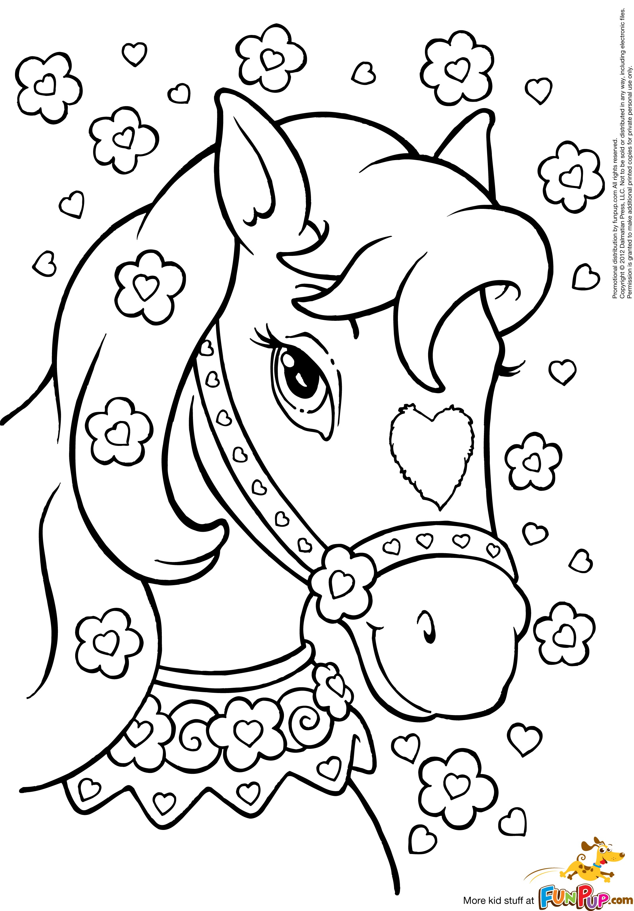 Princess coloring pages to download and print for free