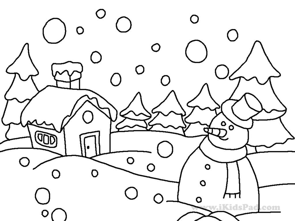 January Coloring Pages To Download And Print For Free January Color Pages