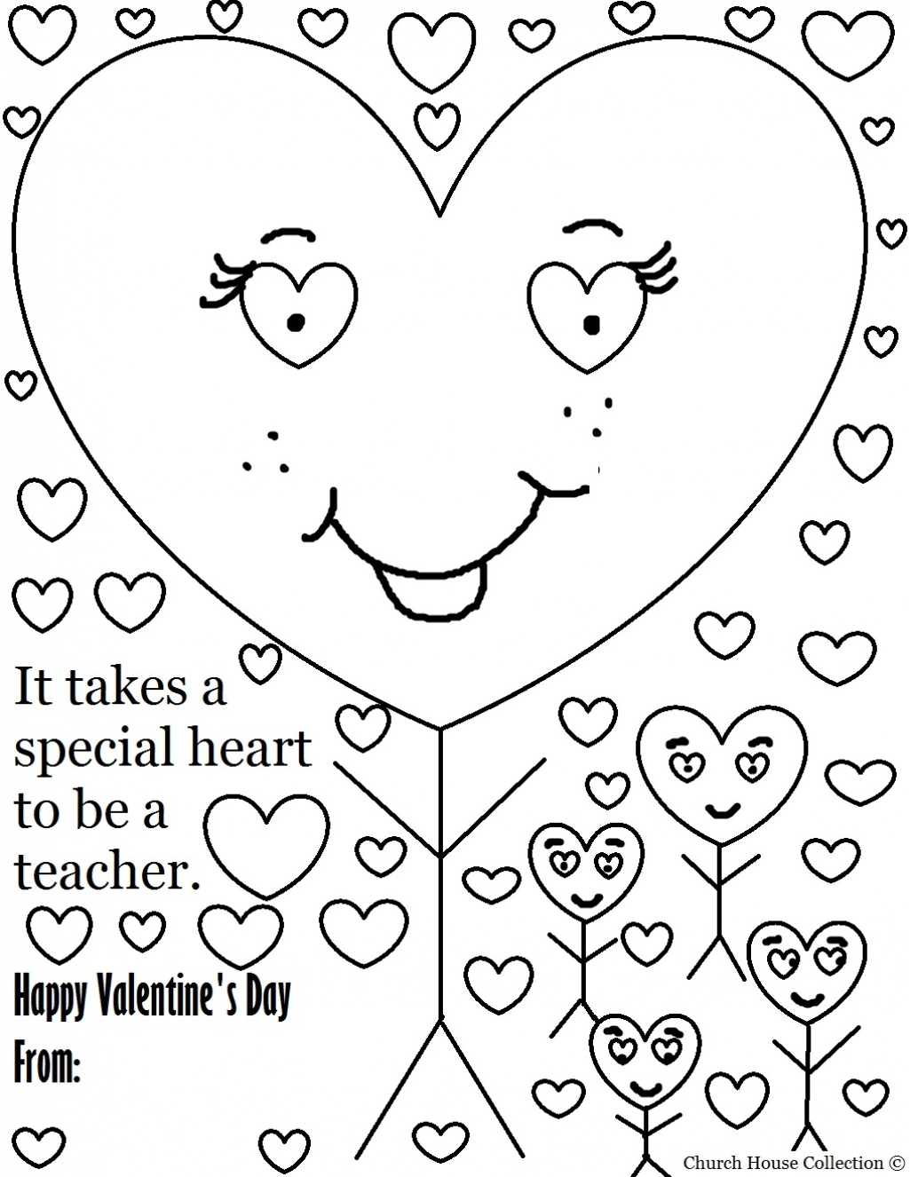 Teacher appreciation coloring pages to download and print ...