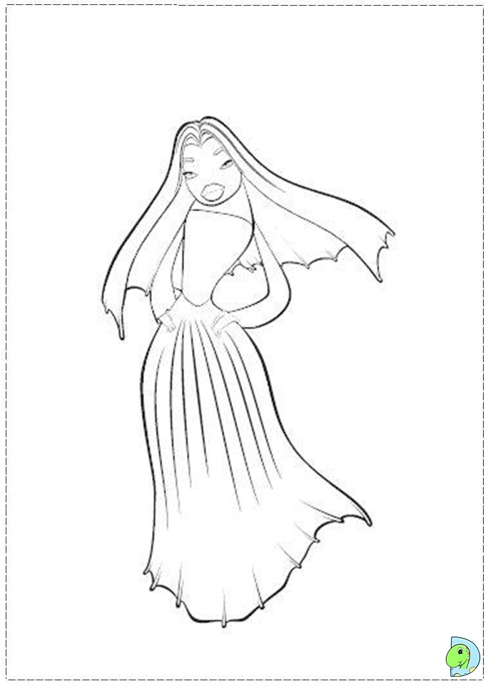 disney shark tale coloring pages - photo #1