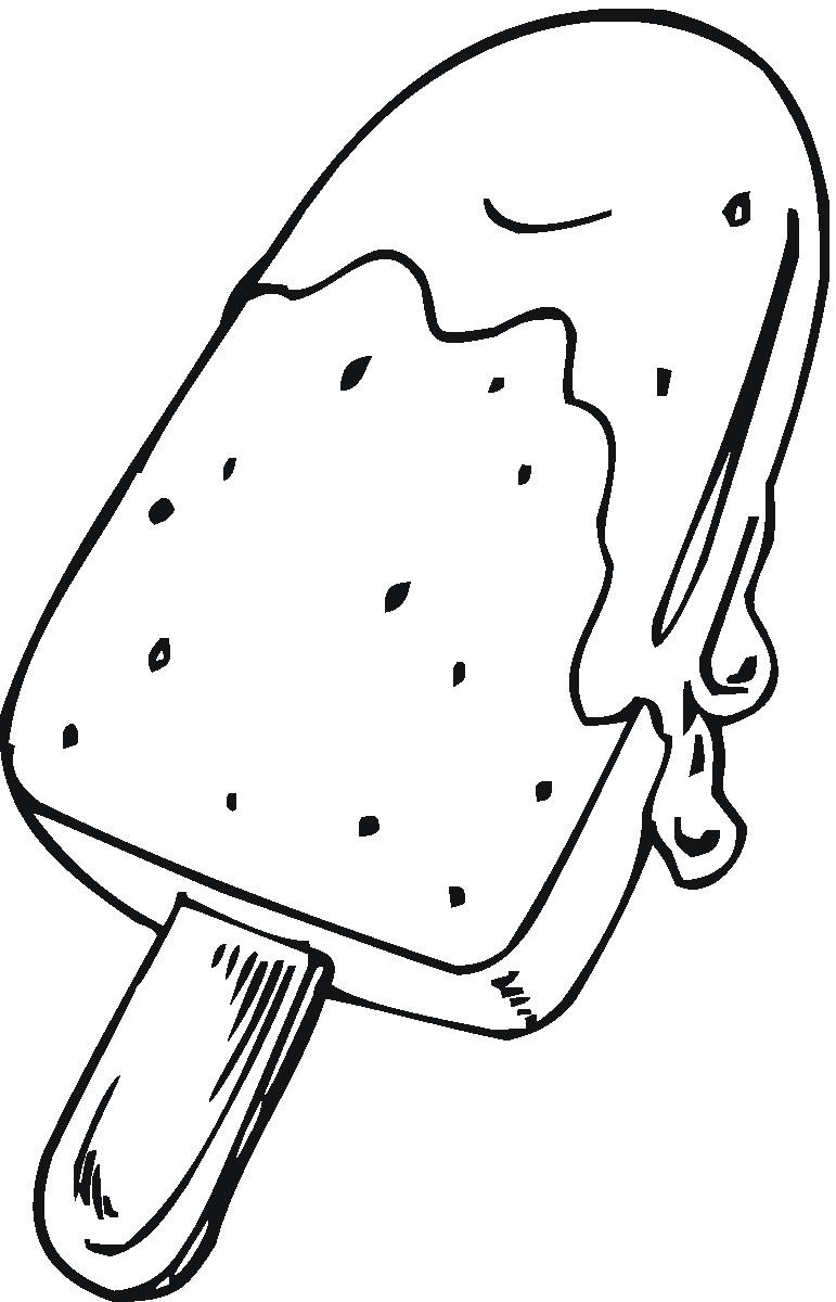 Ice cream coloring pages download and print for free