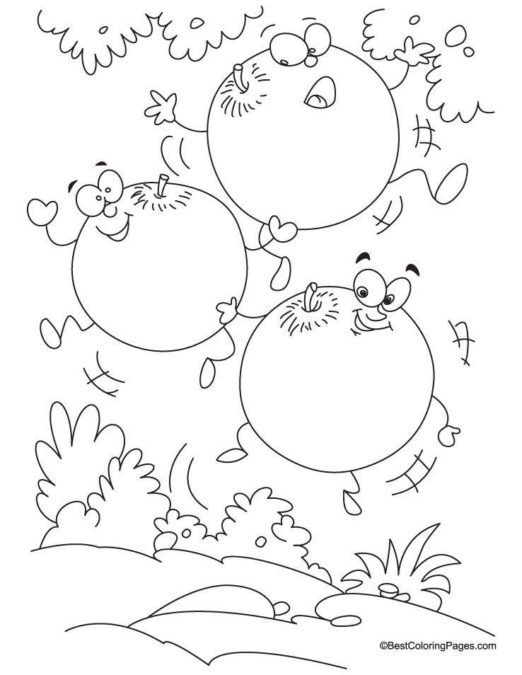 Plum coloring pages download and