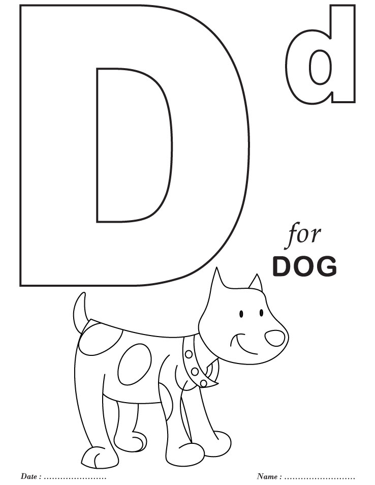 free printable letters for toddlers a z alphabet coloring pages and print for free 11622