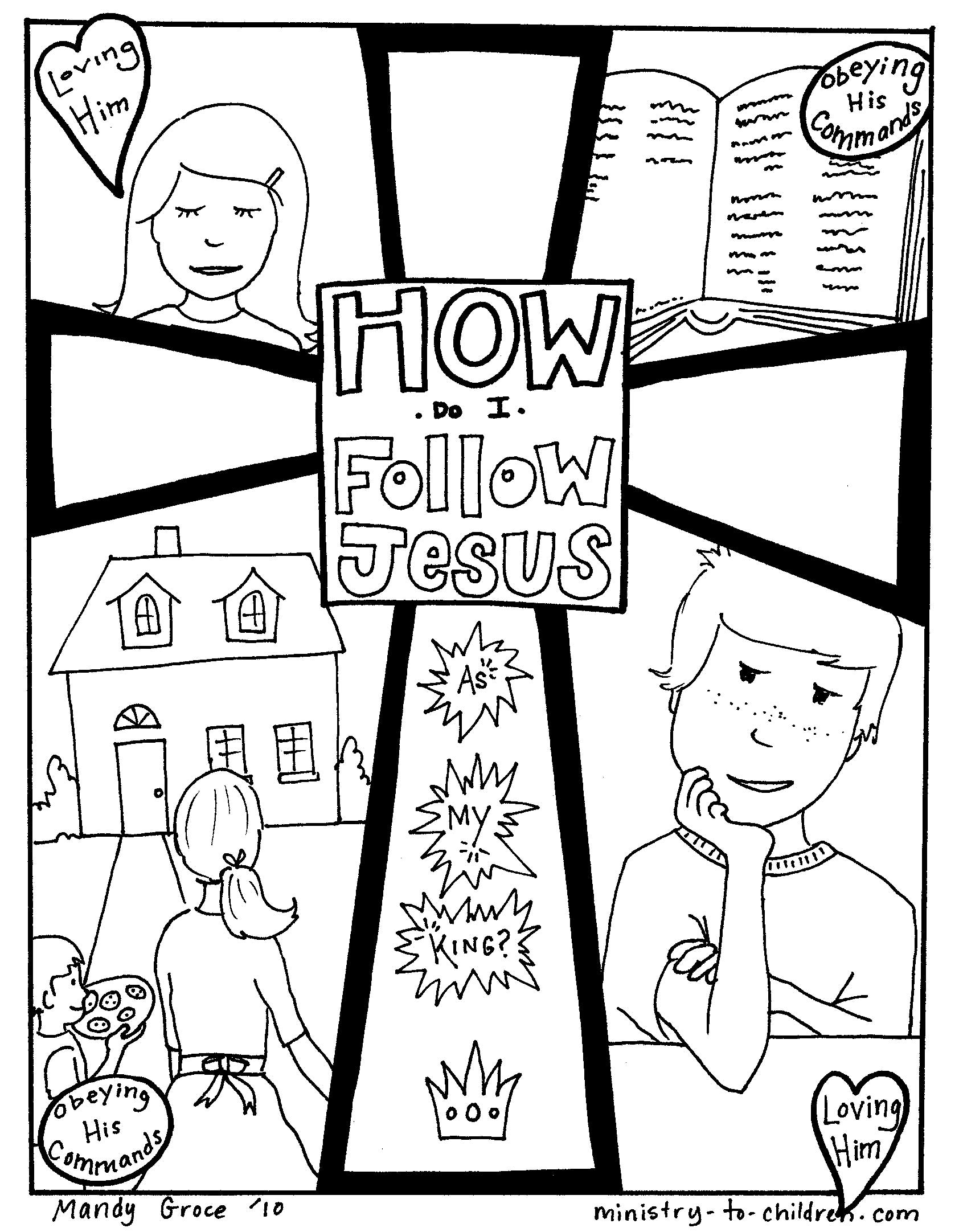 Coloring Book How Great : Religious easter coloring pages to download and print for free