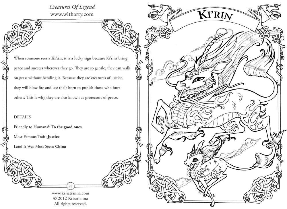 pictures mythical creatures coloring pages 86 for free colouring with