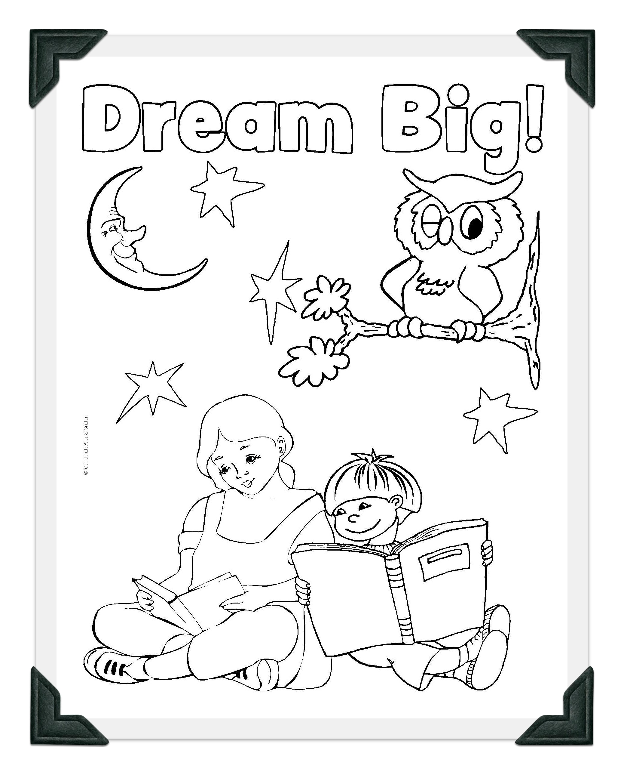 Library coloring pages to download