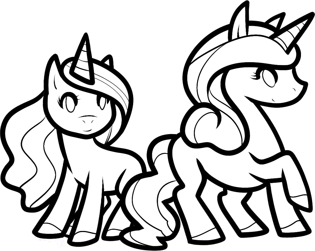 Coloring Pages Unicorn Coloring Pages To Print unicorn coloring pages to download and print for free pages