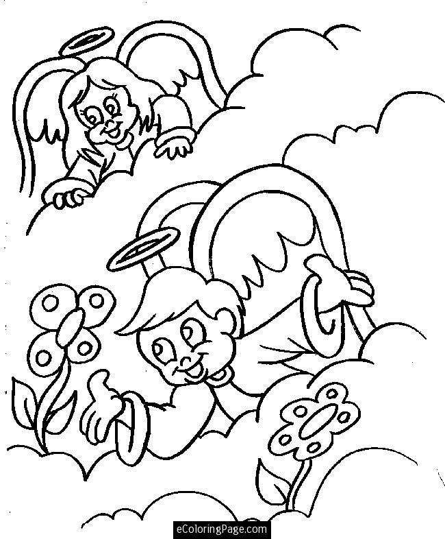 Kingdom Of Heaven Coloring Pages Coloring Pages
