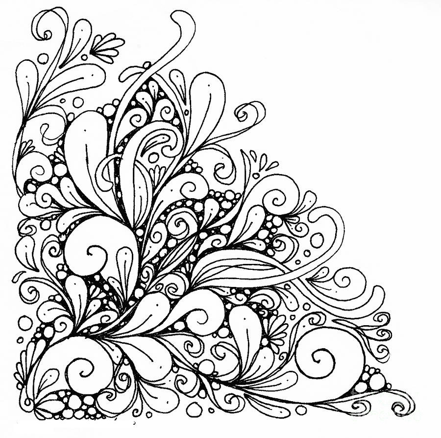 Flower mandala coloring pages to download and print for free for Printable mandala coloring pages for adults