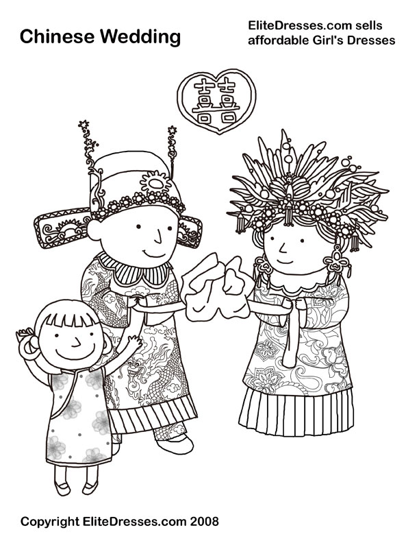 free china coloring pages - photo#26