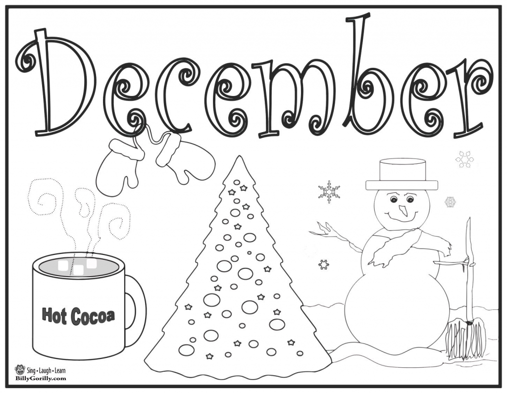 january coloring pages lesson plans - photo#13