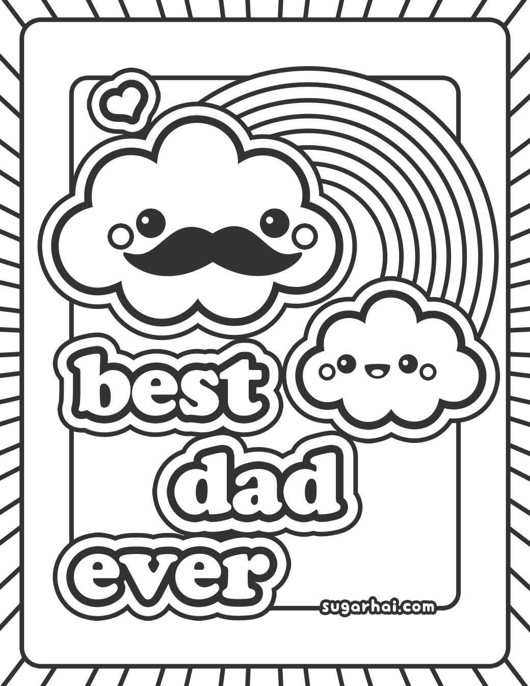 coloring pages happy birthday color sheets printable page