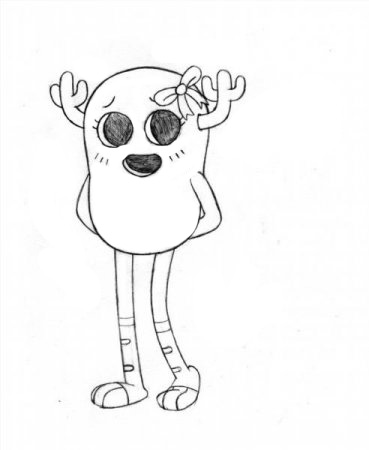 The Amazing World of Gumball coloring pages to download and print for free