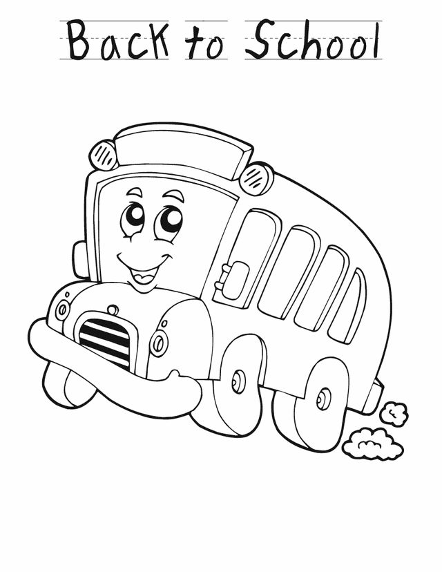 Bus station coloring pages download