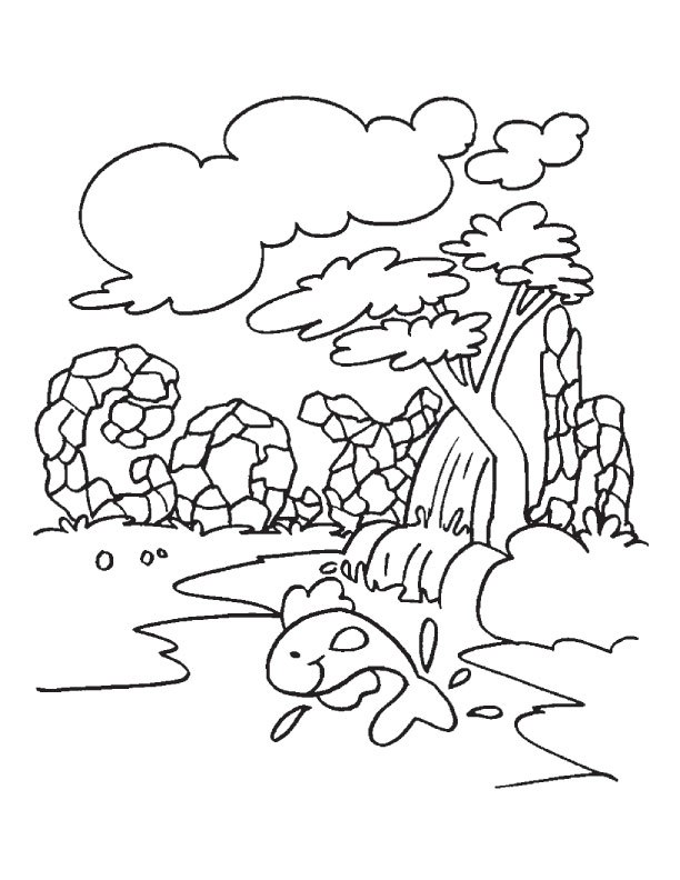 environmental coloring pages - photo#7