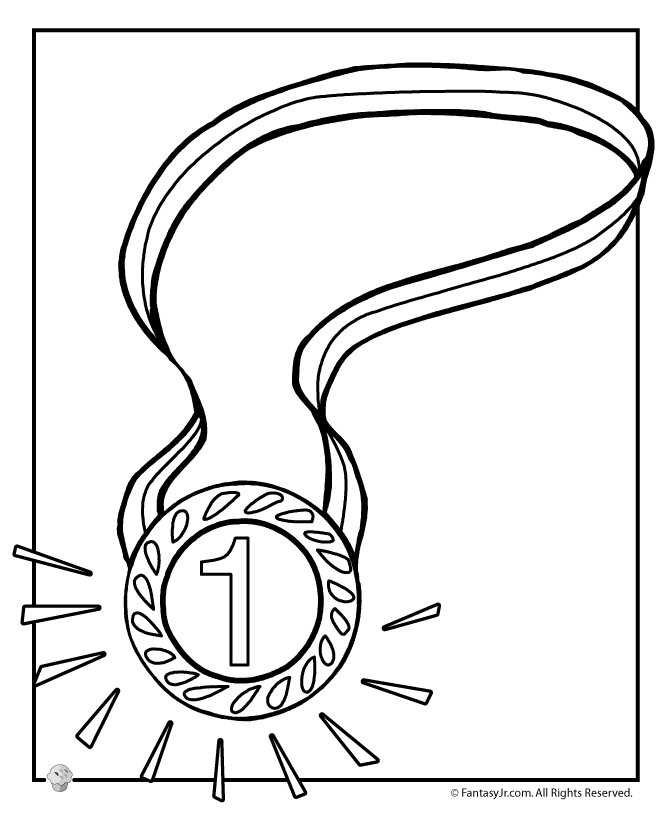 coloring pages olyimpics - photo#10