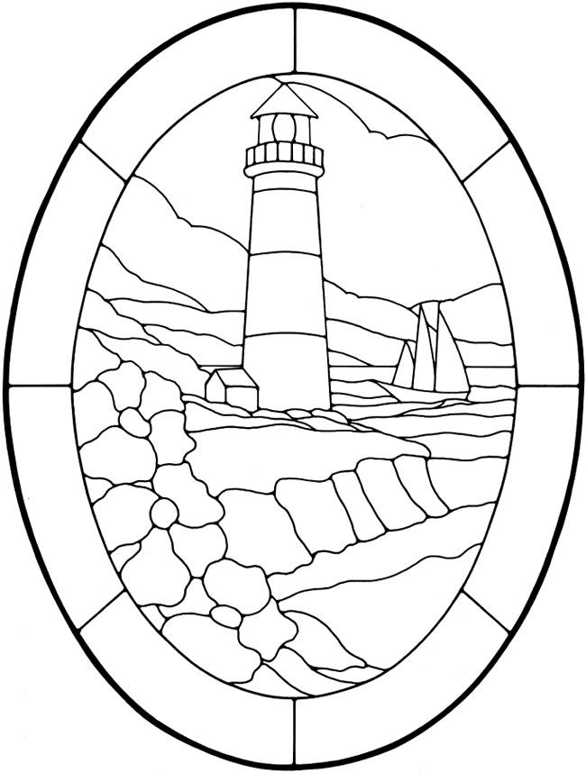 طرح خاتون برای نقاشی Nautical coloring pages to download and print for free