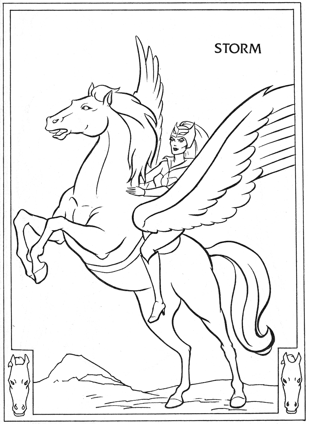 He man coloring pages to download and print for free