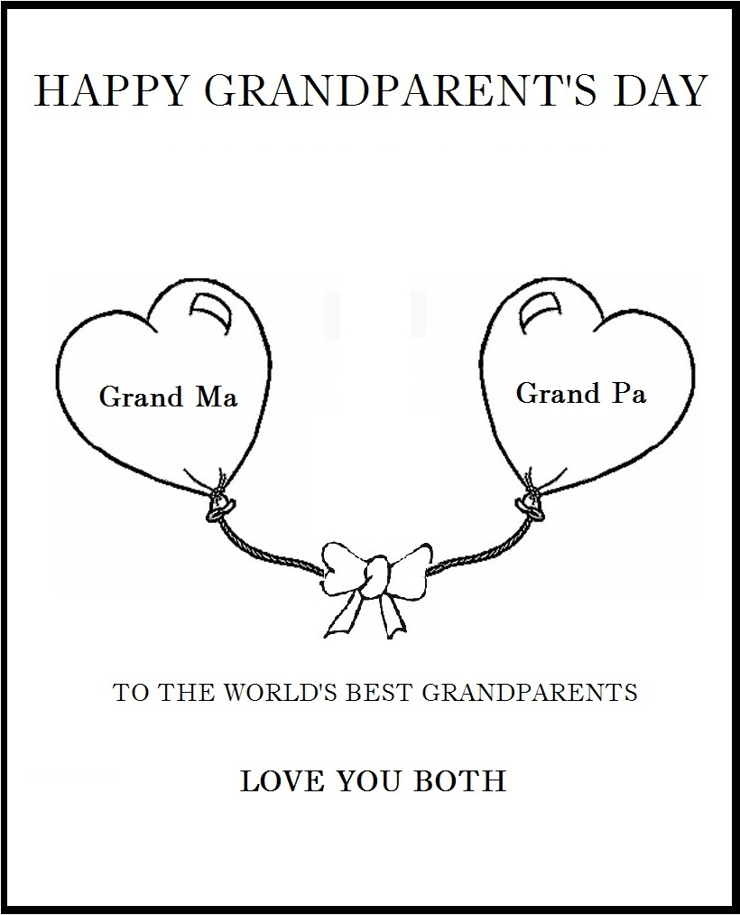 Adult Best Coloring Pages For Grandparents Day Images best grandparents day coloring pages to download and print for free images