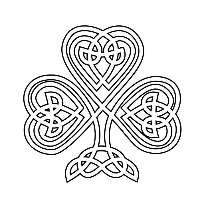 celtic knot coloring pages to download and print for free. Black Bedroom Furniture Sets. Home Design Ideas