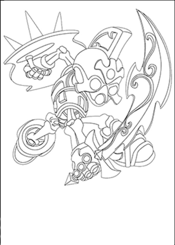 Hoot Loop Coloring Pages Download And Print For Free