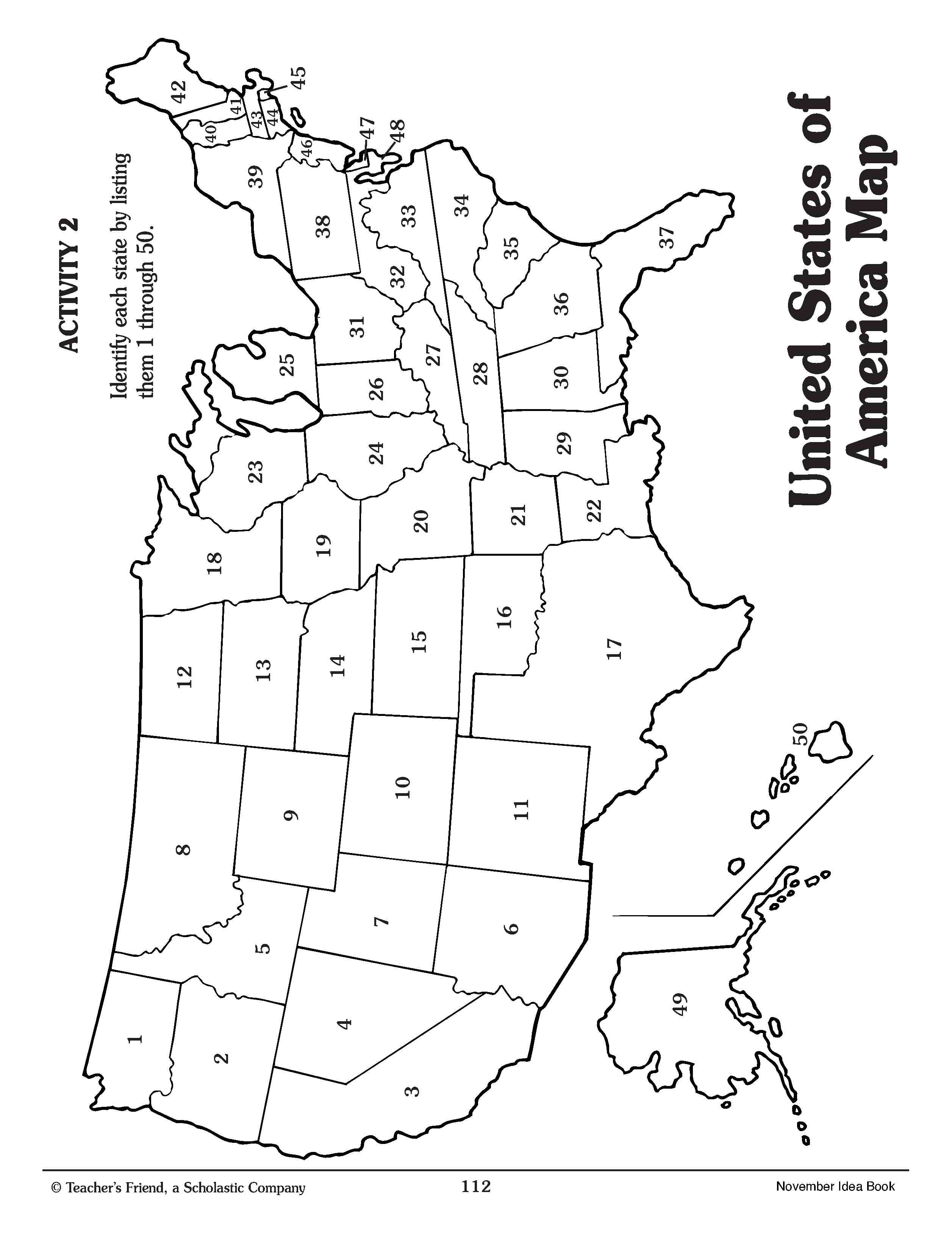 State map coloring pages download and print for free for Maps coloring pages