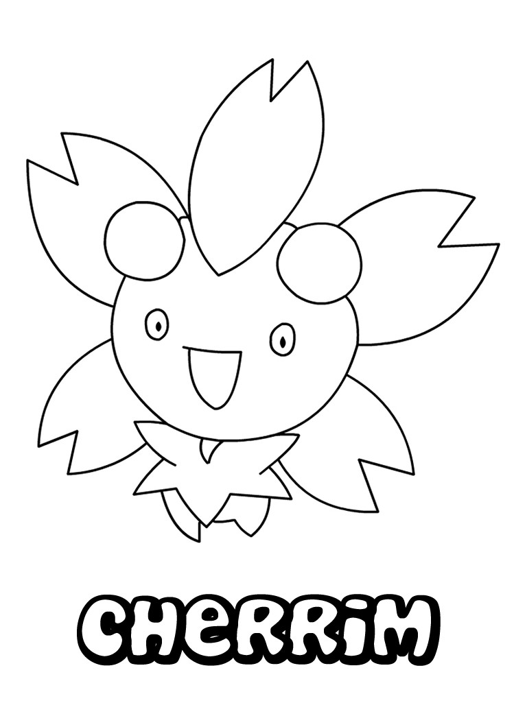 Grotle pokemon coloring pages download